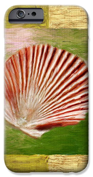 Ocean Life iPhone Case by Lourry Legarde