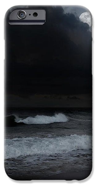 Ocean Storm iPhone Case by Bill  Wakeley