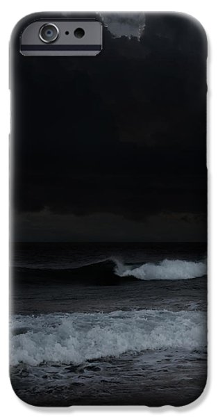 Ocean Storm Square iPhone Case by Bill  Wakeley