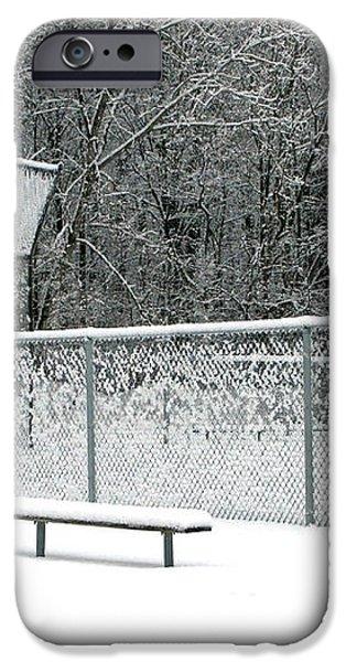 Off Season iPhone Case by Ann Horn