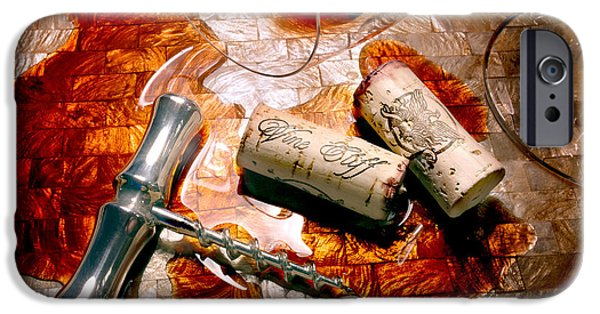 Vines iPhone Cases - Off the Vine iPhone Case by Jon Neidert