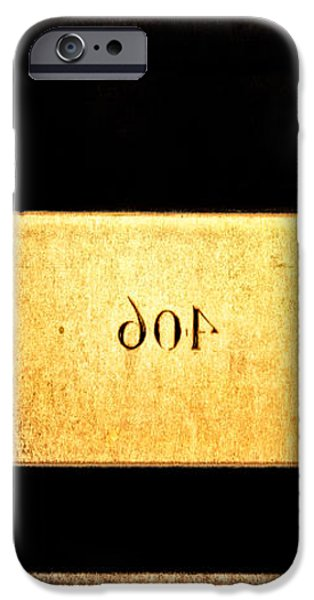 Office 406 iPhone Case by Bob Orsillo