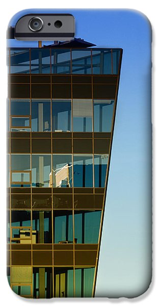 Office iPhone Case by Kent Mathiesen