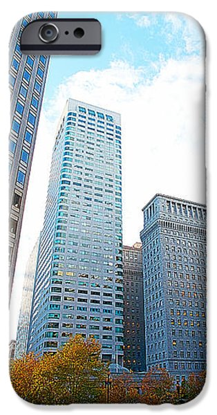 Office Space for Rent in Downtown San Francisco iPhone Case by Artist and Photographer Laura Wrede