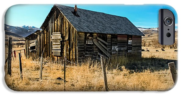 Stupendous iPhone Cases - Old and Forgotten iPhone Case by Robert Bales