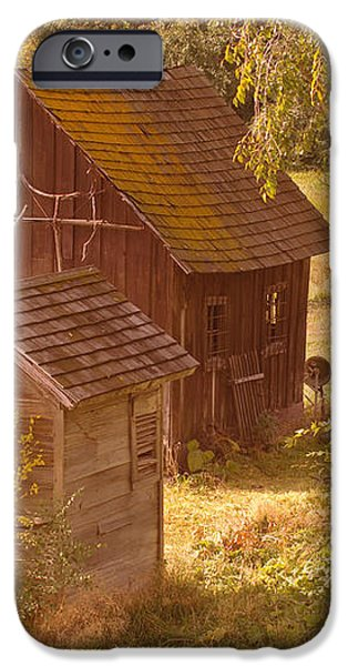 OLD BLACKSMITHS SHOP  iPhone Case by Jeff  Swan