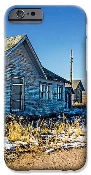 Old Farm House iPhone Case by Baywest Imaging
