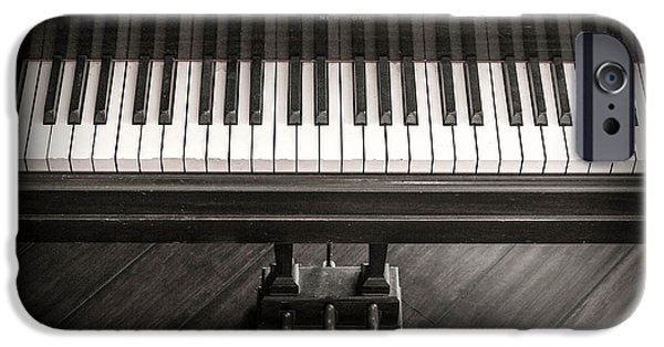 Piano iPhone Cases - Old Friend iPhone Case by Jeff Mize