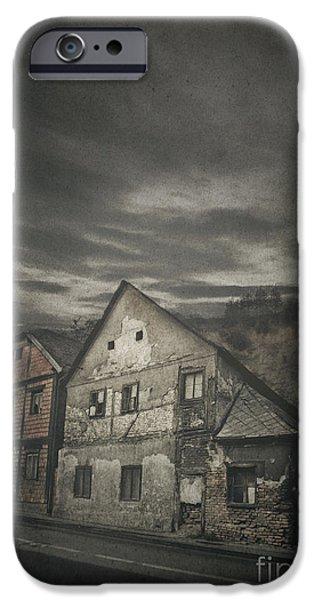 Old House iPhone Case by Jelena Jovanovic