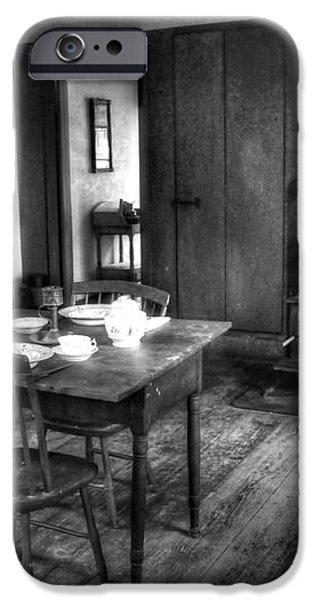 Old Kitchen iPhone Case by Kathleen Struckle