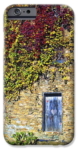 Grist Mill iPhone Cases - Old Mill Door iPhone Case by Paul W Faust -  Impressions of Light