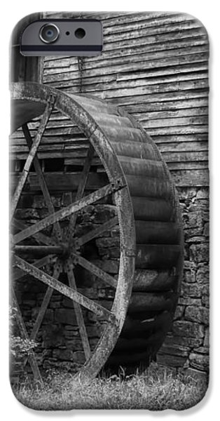 Old Mill in Tennessee iPhone Case by Mountain Dreams