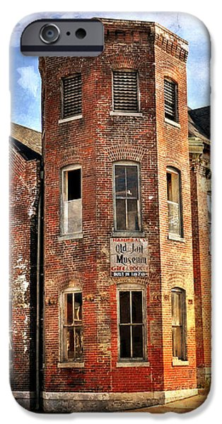 Old Mill Museum iPhone Case by Marty Koch