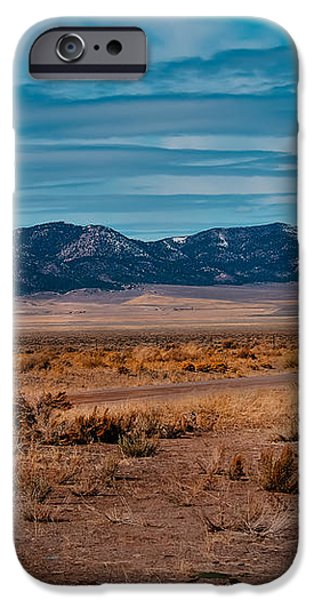 Old Pickup iPhone Case by Robert Bales