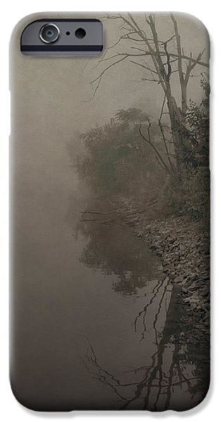 Reflections In Water iPhone Cases - Old Soul iPhone Case by Dan Sproul