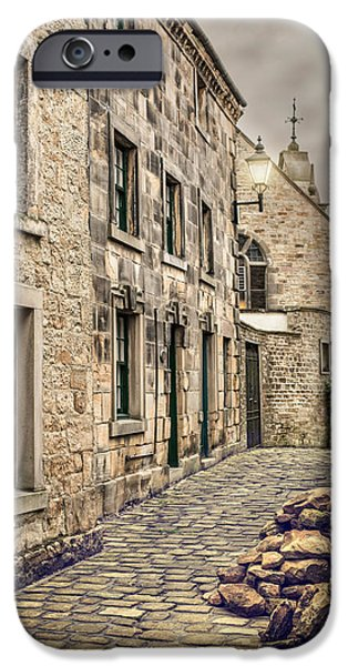 Alley iPhone Cases - Old Street iPhone Case by Amanda And Christopher Elwell