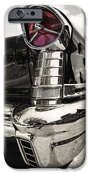 Stainless Steel iPhone Cases - Oldsmobile Steel iPhone Case by Caitlyn  Grasso