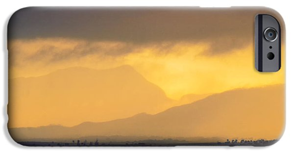 Exoticism iPhone Cases - On an island in the sun.. iPhone Case by A Rey