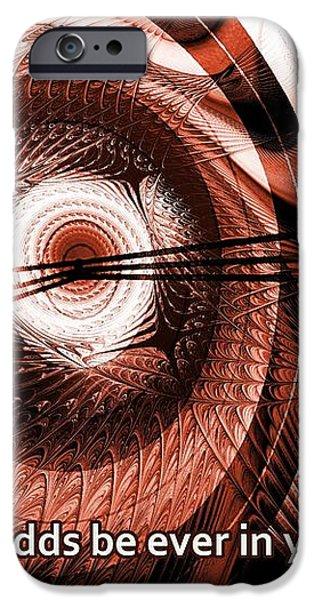 On Target iPhone Case by Anastasiya Malakhova