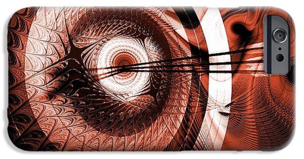 Thinking iPhone Cases - On Target iPhone Case by Anastasiya Malakhova