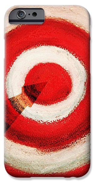 On Target iPhone Case by Don Hammond