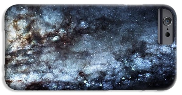 The Universe iPhone Cases - On the Galaxy Edge iPhone Case by The  Vault - Jennifer Rondinelli Reilly