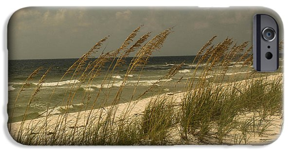 Salt Air iPhone Cases - On the Gulf iPhone Case by Maria Suhr