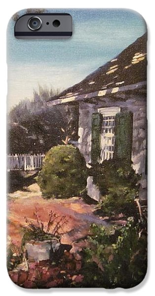 Onderdonk House iPhone Case by Victor SOTO