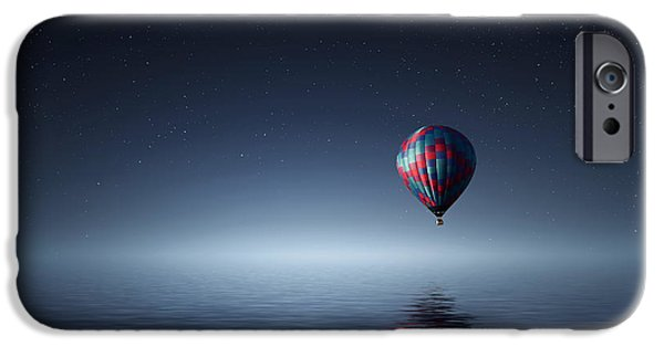 Above iPhone Cases - One iPhone Case by Bess Hamiti