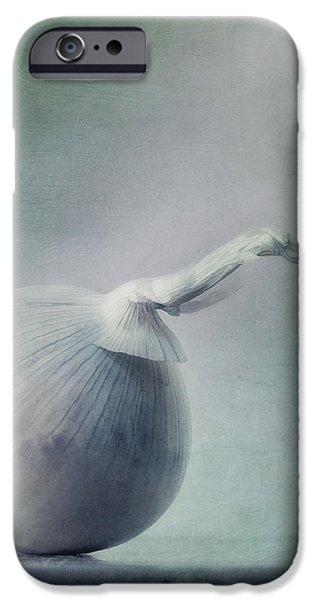 onion iPhone Case by Priska Wettstein