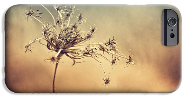 Plants Digital iPhone Cases - Only iPhone Case by Diana Kraleva
