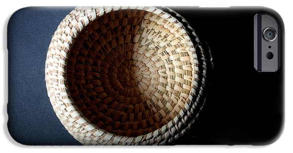 Basket iPhone Cases - Oodham Basket iPhone Case by Joe Kozlowski