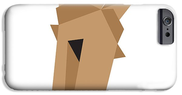 Constructivist iPhone Cases - Open Box iPhone Case by Igor Kislev