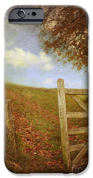 Open iPhone Cases - Open Country Gate iPhone Case by Amanda And Christopher Elwell