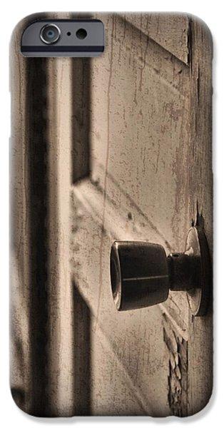 Open Doors iPhone Case by Dan Sproul