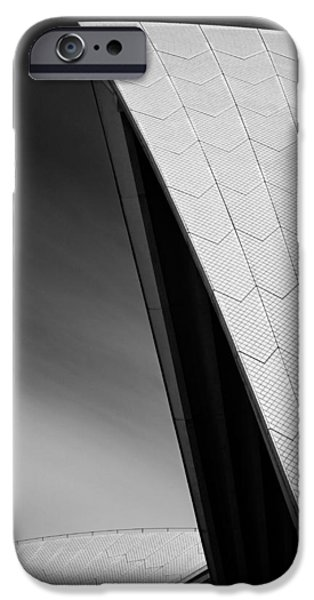 Dave iPhone Cases - Opera House iPhone Case by Dave Bowman