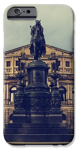 Opera House in Dresden iPhone Case by Jelena Jovanovic