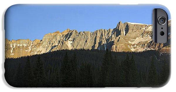 Arkansas iPhone Cases - Ophir Colorado iPhone Case by Brett Pfister