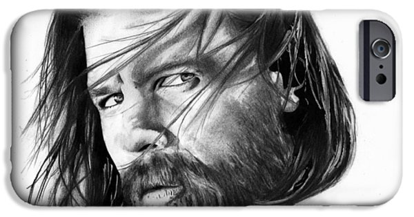 Opie iPhone Cases - Opie iPhone Case by Scot Gotcher