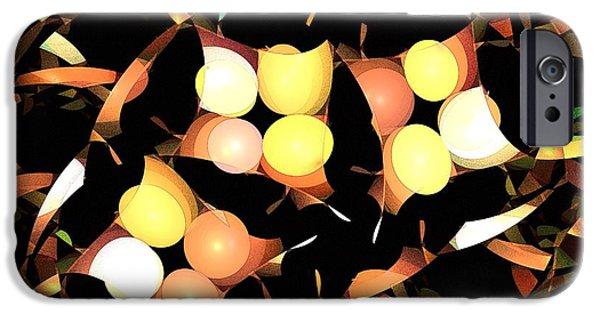 Effect iPhone Cases - Optical Illusion iPhone Case by Anastasiya Malakhova