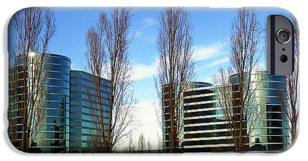 Oracle iPhone Cases - Oracle iPhone Case by Kurt Van Wagner