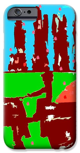ORCHARD 2 iPhone Case by Patrick J Murphy