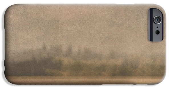 Rain iPhone Cases - Oregon Rain iPhone Case by Carol Leigh