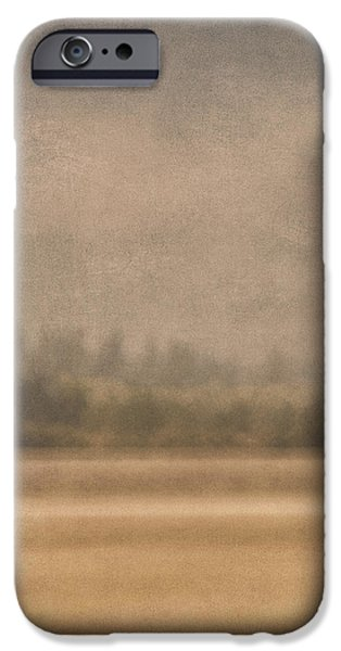 Oregon Rain iPhone Case by Carol Leigh
