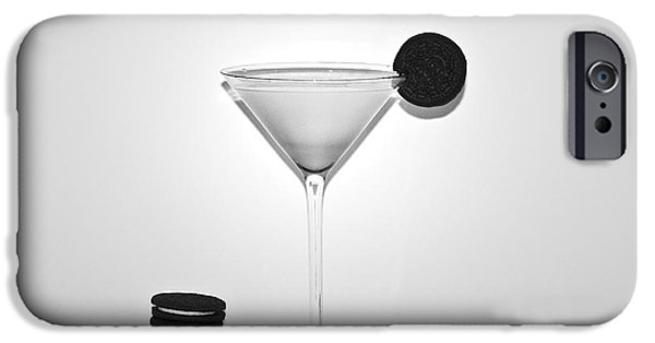 Oreo iPhone Cases - Oreo Happy Hour iPhone Case by Bill Cannon