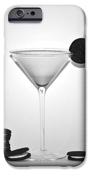 Oreo Happy Hour iPhone Case by Bill Cannon