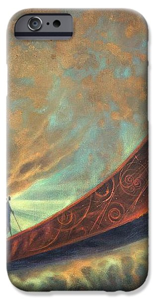 Origins iPhone Case by Lucy West