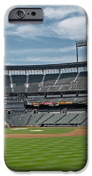 Oriole Park at Camden Yards Stadium iPhone Case by Susan Candelario