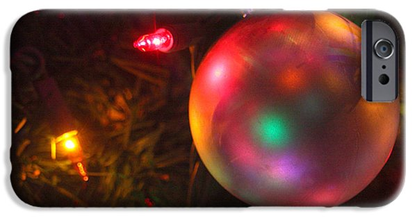 Business Photographs iPhone Cases - Ornaments-1942 iPhone Case by Gary Gingrich Galleries