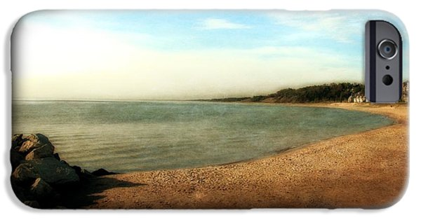 Michelle iPhone Cases - Ottawa Beach State Park iPhone Case by Michelle Calkins